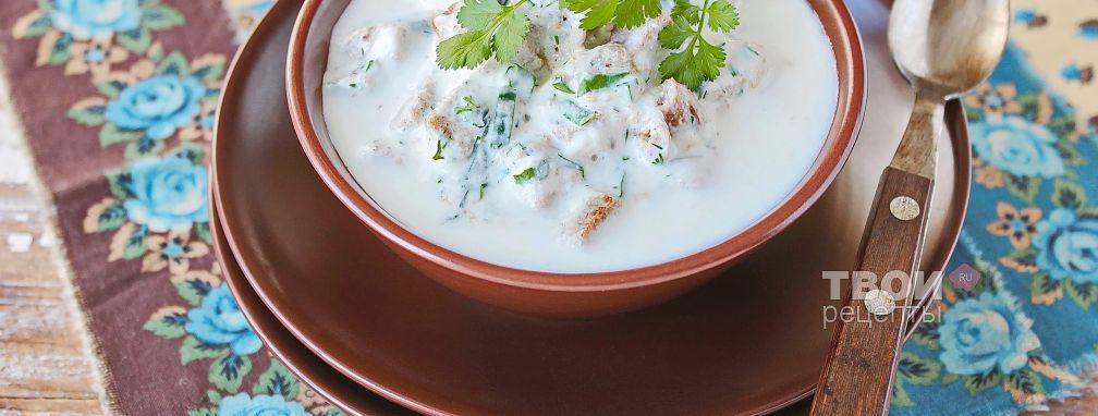 Крестьянский суп - Рецепт