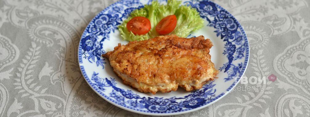 рецепт куриного филе в духовке в яйце