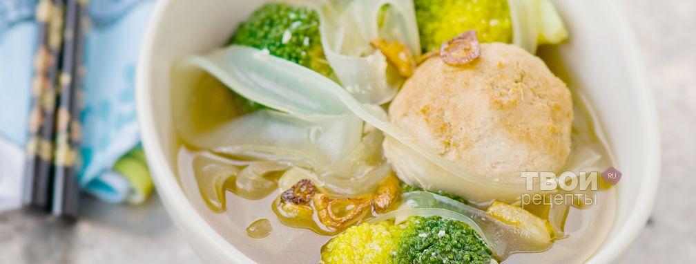 Куриный суп в мультиварке - Рецепт