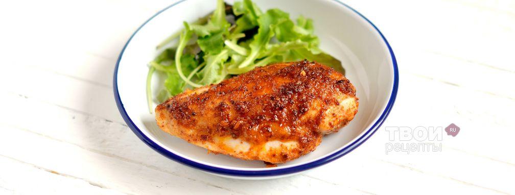 Курица в паприке - Рецепт