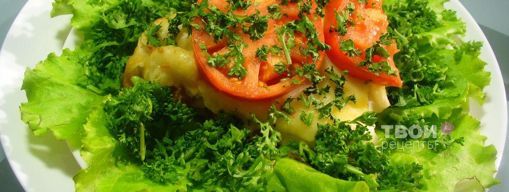 Лазанья с помидорами - Рецепт