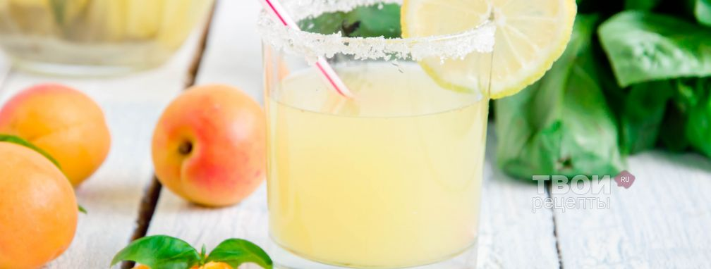 Имбирный лимонад - Рецепт