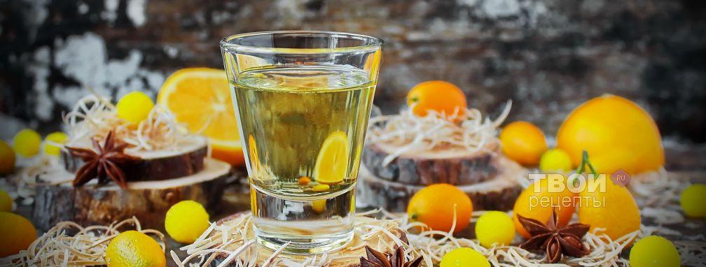 Лимонная настойка - Рецепт