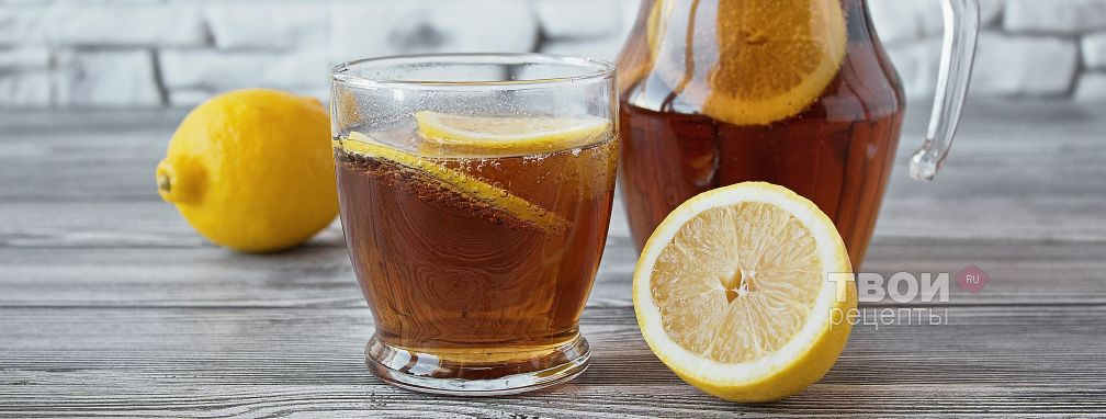 Лимонный квас - Рецепт