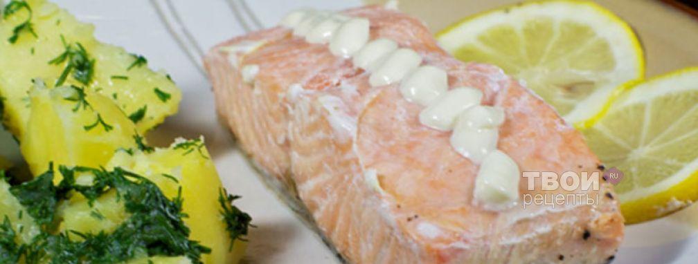 лосось терияки в духовке рецепт