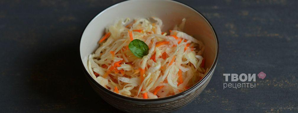 Маринованная капуста - Рецепт
