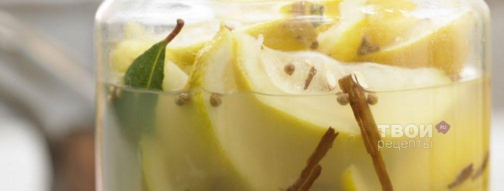 Маринованные лимоны - Рецепт