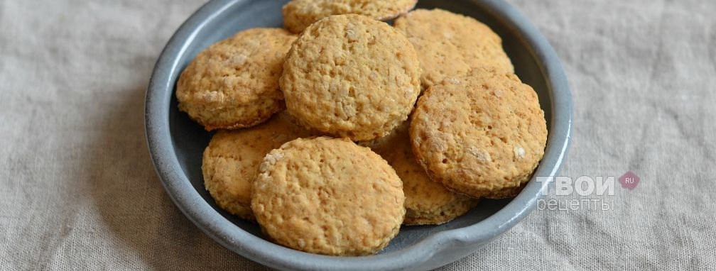Медовое печенье - Рецепт