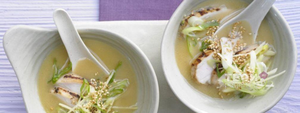 Мисо суп - Рецепт