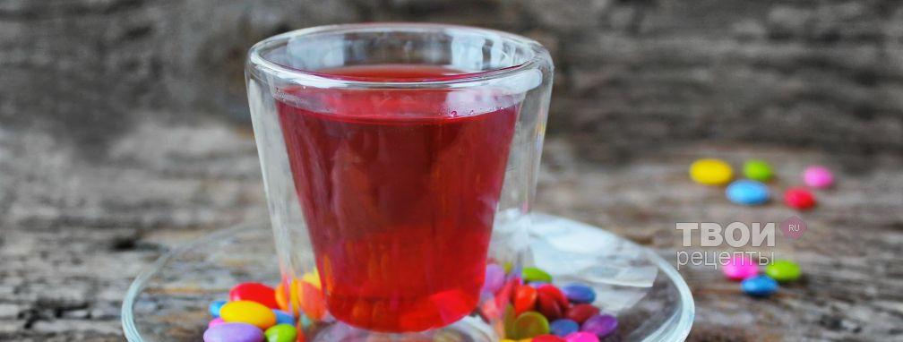 Монастырский чай - Рецепт
