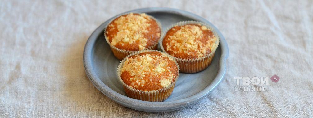 Морковно-апельсиновые маффины - Рецепт