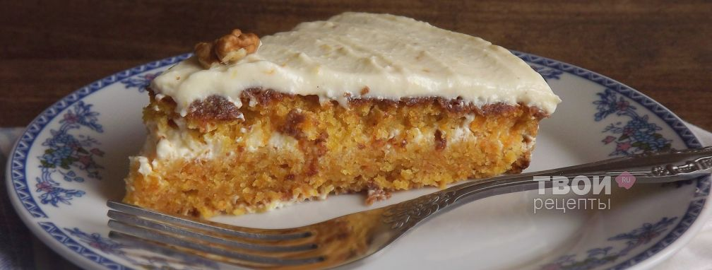 Рецепт морковного торта в домашних условиях пошагово с фото 56