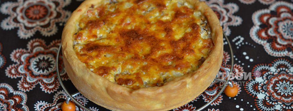 Мясной пирог - Рецепт