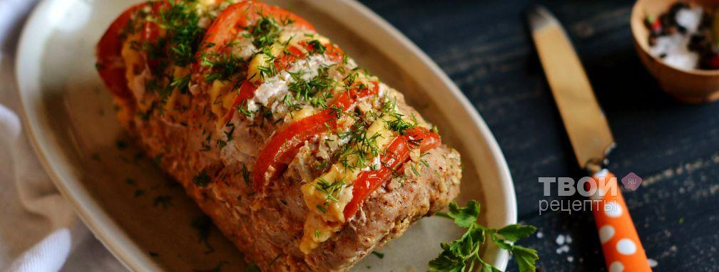 Мясо-гармошка - Рецепт