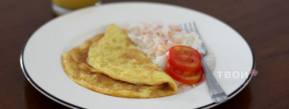 Омлет по-тайски - Рецепт
