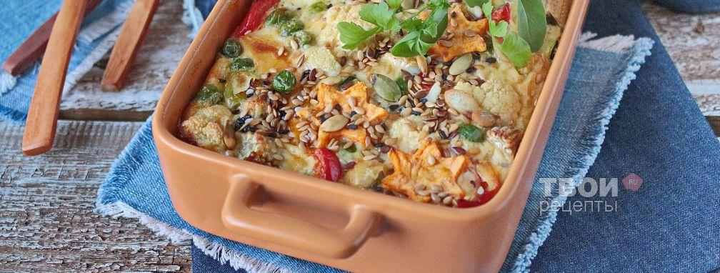 Овощное рагу - Рецепт