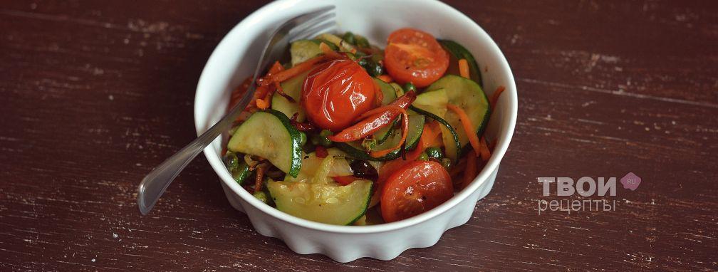 Овощное соте - Рецепт