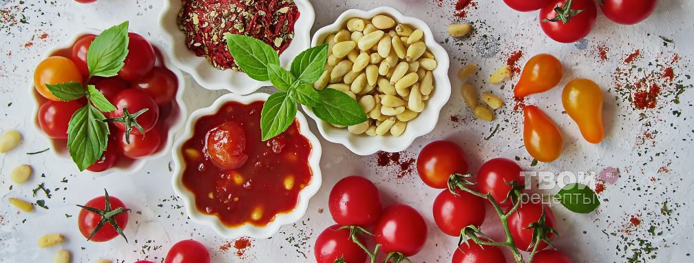 Овощное варенье - Рецепт
