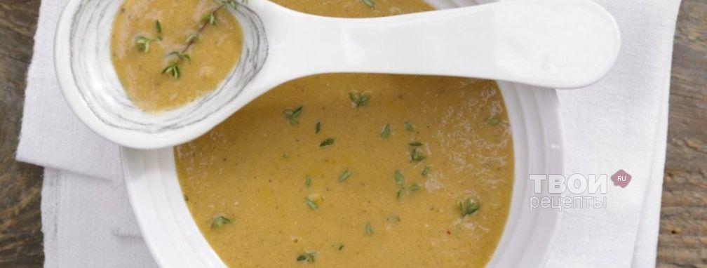 Овощной соус - Рецепт