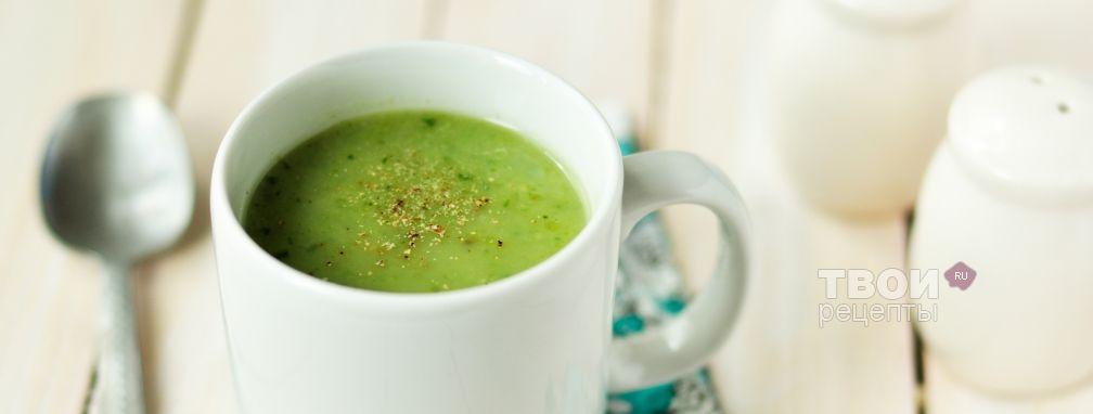 Овощной суп-пюре с базиликом - Рецепт