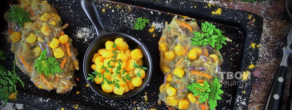 Овощные драники рецепт с фото