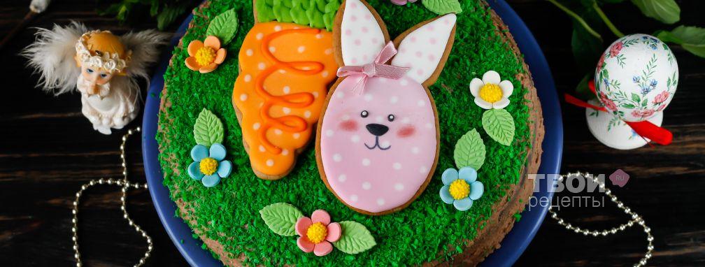 Пасхальный торт - Рецепт