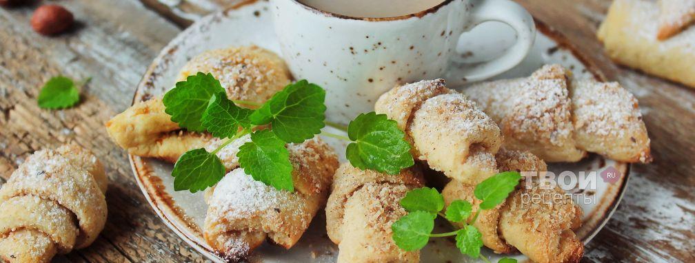 Печенье из творога - Рецепт