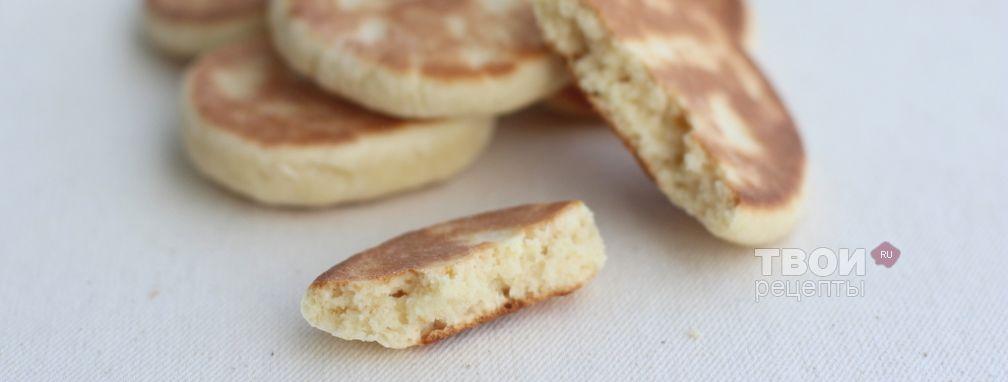 Печенье на сковороде - Рецепт