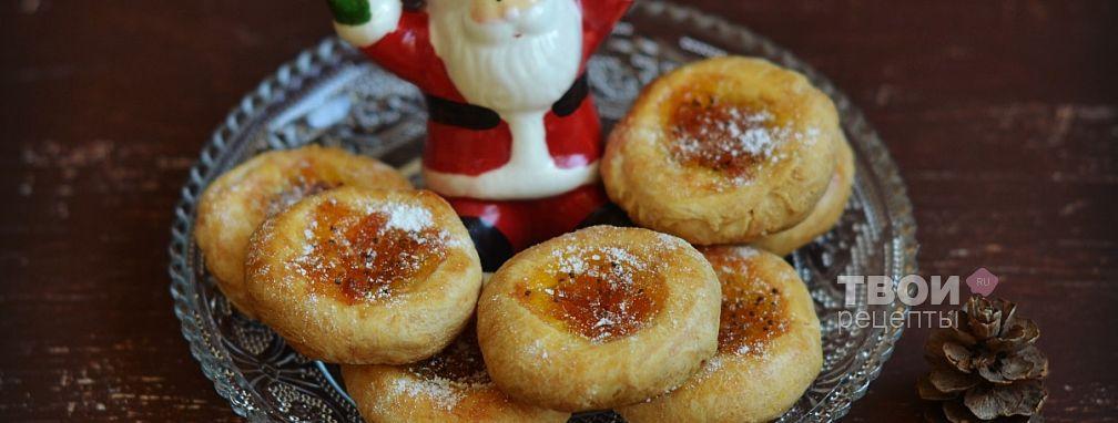 Печенье с джемом - Рецепт