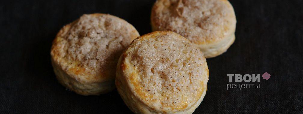 Печенье с корицей - Рецепт