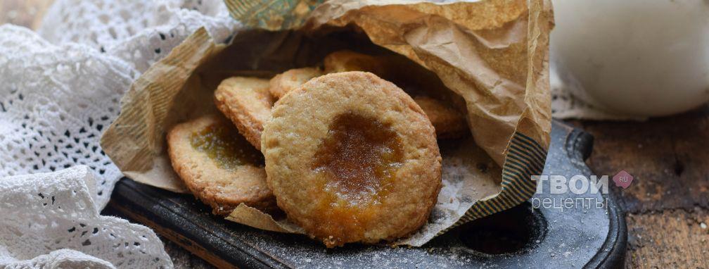 Печенье с мармеладом - Рецепт