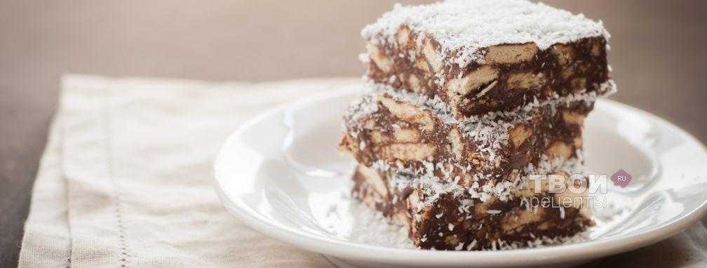 Печенье со сгущенкой - Рецепт