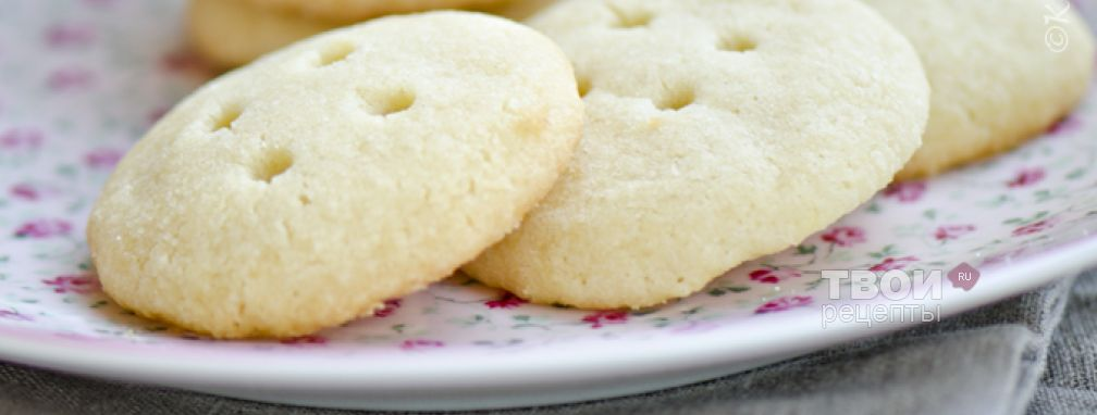 "Печенье ""Whittingham Buttons"" - Рецепт"