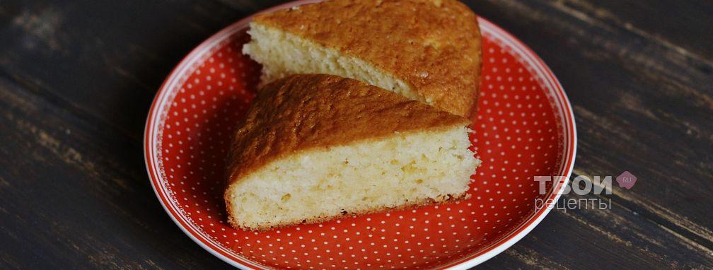 Пирог с рикоттой - Рецепт