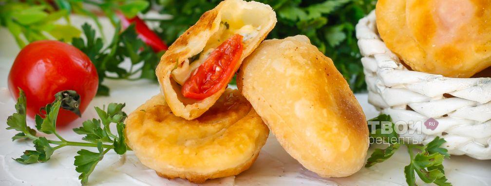 Пирожки-бомбочки - Рецепт