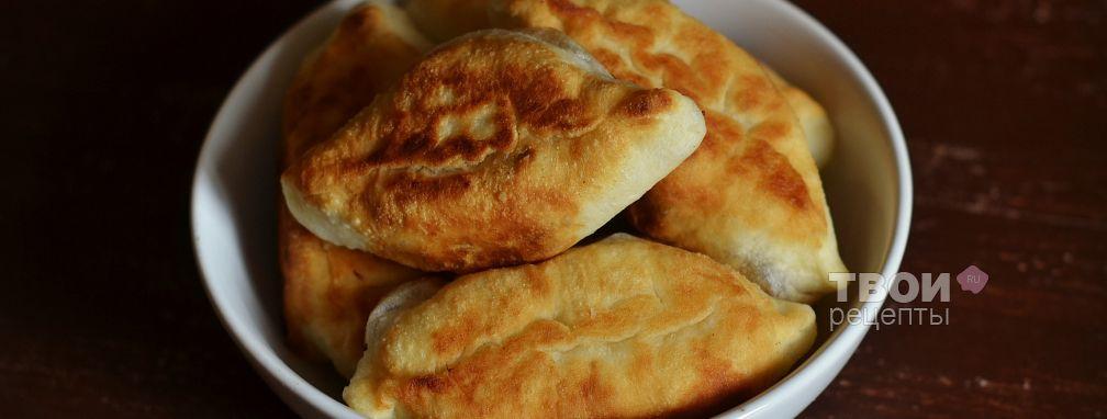 Пирожки с ливером - Рецепт
