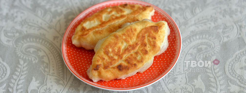 Пирожки с повидлом - Рецепт