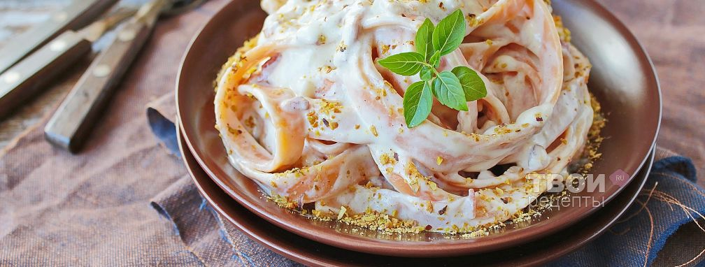 Подлива к макаронам - Рецепт
