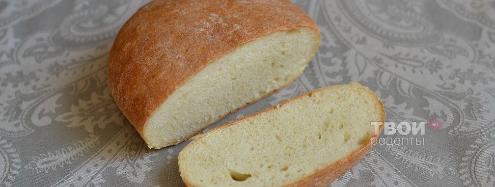 Простой хлеб - Рецепт