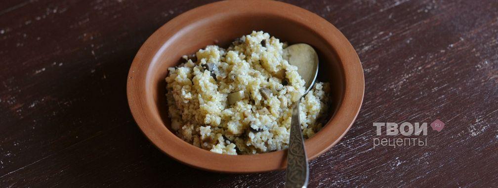 Пшеничная каша - Рецепт