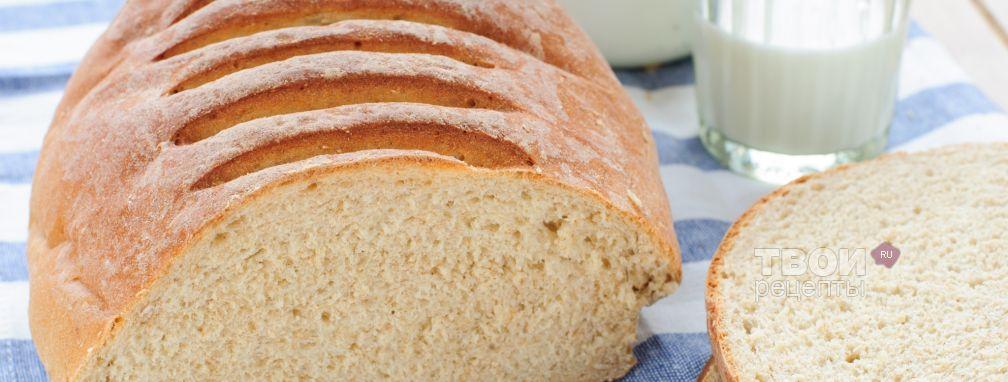 Пшенично-ржаной хлеб - Рецепт