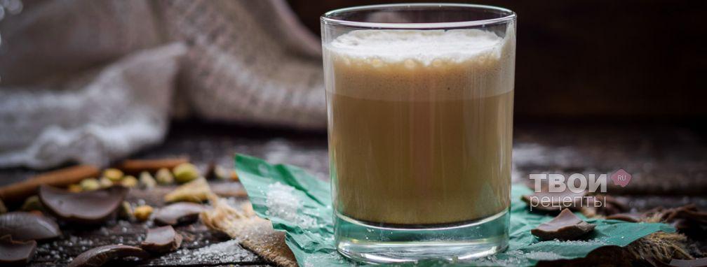 Раф кофе - Рецепт