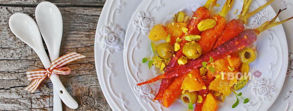 Рагу из моркови - Рецепт