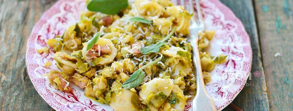 Вкусные макароны - Рецепт
