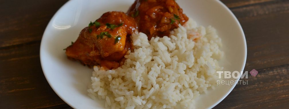 Рис в мультиварке - Рецепт