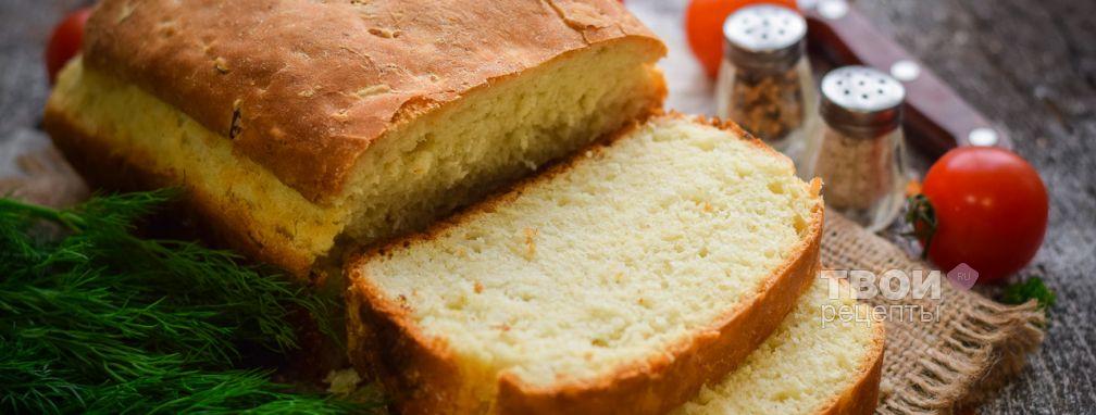Рисовый хлеб - Рецепт