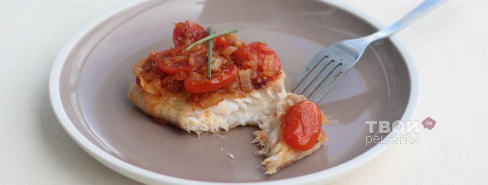 Рыба по-скандинавски - Рецепт