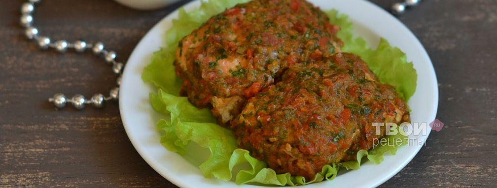 Рыба по-еврейски - Рецепт