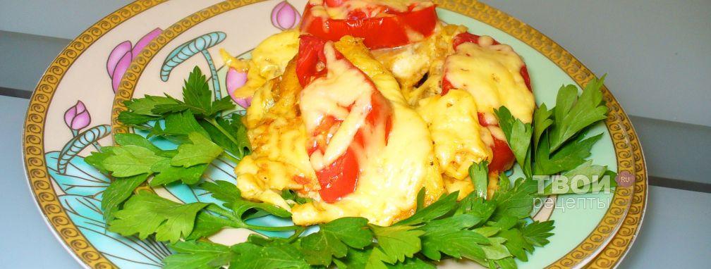 Рыба в духовке - Рецепт