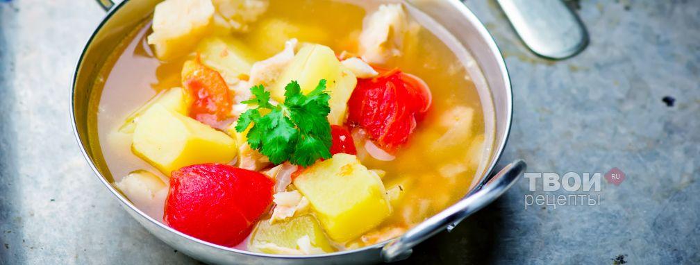 Рыбный суп - Рецепт